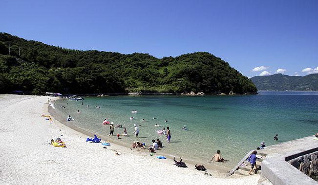 中ノ浦海水浴場