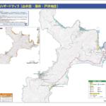 白井田・蒲井・戸津 高潮ハザードマップ