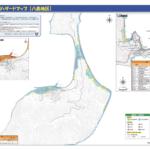 八島 高潮ハザードマップ